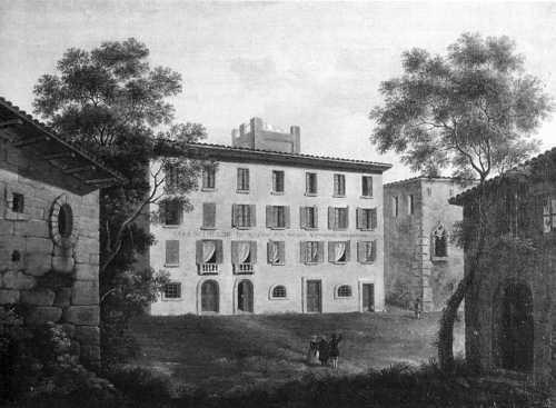 コルシカ ナポレオンの生家